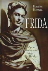 Okładka książki Frida. Życie i twórczość Fridy Kahlo