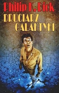 Okładka książki Druciarz Galaktyki
