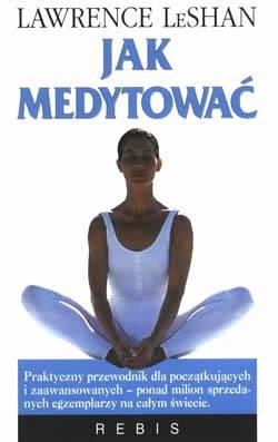 Okładka książki Jak medytować