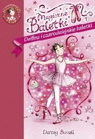 Okładka książki Delfina i czarodziejskie baletki