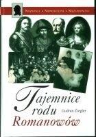 Okładka książki Tajemnice rodu Romanowów