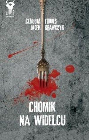 Okładka książki Chomik na Widelcu