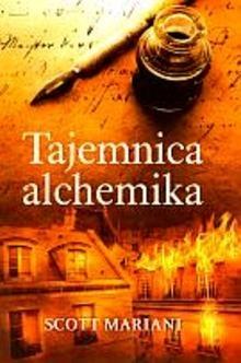 Okładka książki Tajemnica alchemika