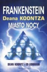 Okładka książki Miasto nocy