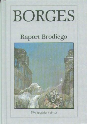 Okładka książki Raport Brodiego