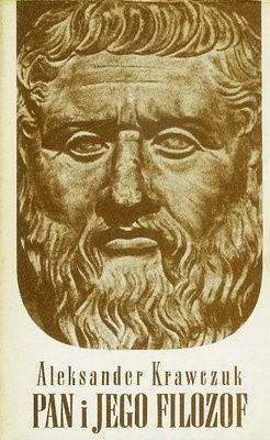 Okładka książki Pan i jego filozof