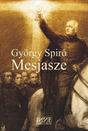 Okładka książki Mesjasze