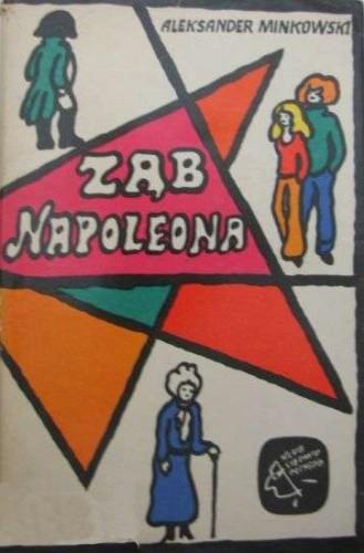 Okładka książki Ząb Napoleona