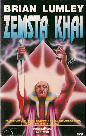 Okładka książki Zemsta Khai