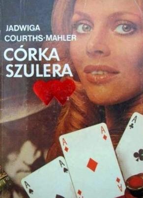 Okładka książki Córka szulera