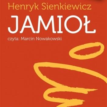 Okładka książki Jamioł. Obrazek wiejski