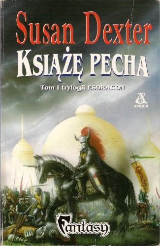 Okładka książki Książę Pecha