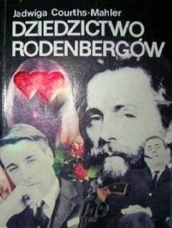 Okładka książki Dziedzictwo Rodenbergów
