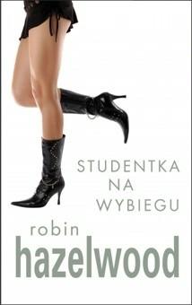 Okładka książki Studentka na wybiegu