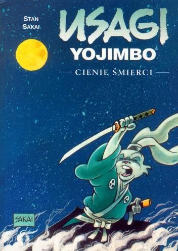 Okładka książki Usagi Yojimbo: Cienie śmierci