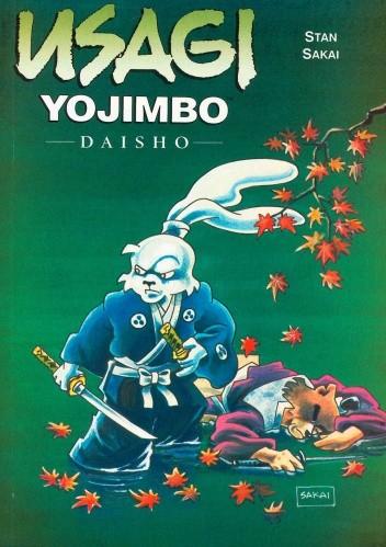 Okładka książki Usagi Yojimbo: Daisho