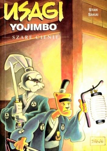 Okładka książki Usagi Yojimbo: Szare cienie