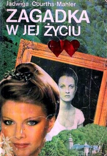 Okładka książki Zagadka w jej życiu