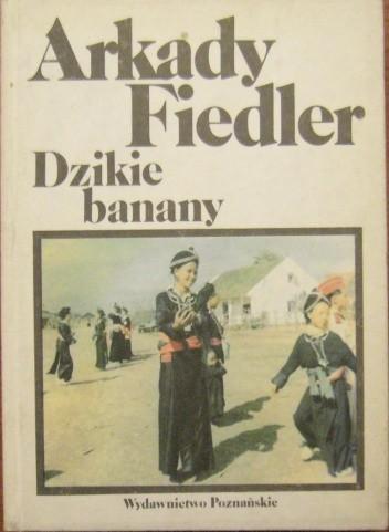 Okładka książki Dzikie banany