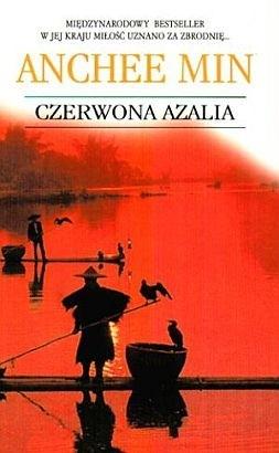 Okładka książki Czerwona Azalia