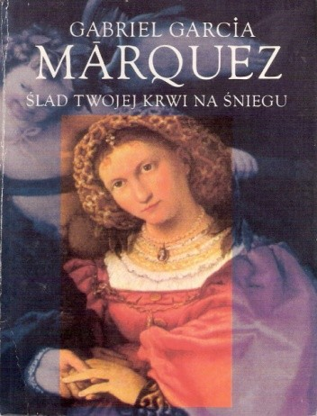 Okładka książki Ślad twojej krwi na śniegu