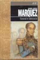 Okładka książki Generał w labiryncie