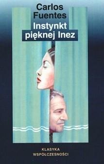 Okładka książki Instynkt pięknej Inez