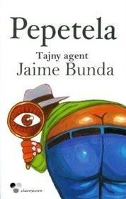 Okładka książki Tajny agent Jaime Bunda