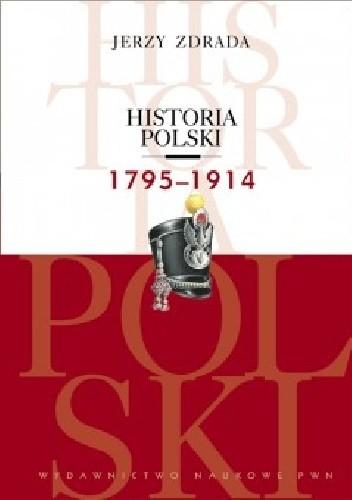 Okładka książki Historia Polski 1795-1914