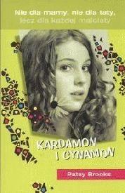 Okładka książki Kardamon i cynamon