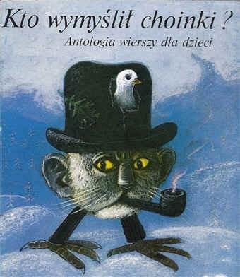 Okładka książki Kto wymyślił choinki