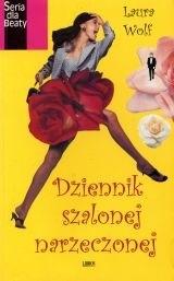 Okładka książki Dziennik szalonej narzeczonej