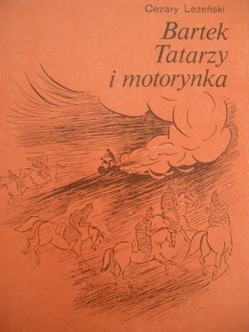 Okładka książki Bartek, Tatarzy i motorynka