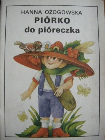 Okładka książki Piórko do pióreczka