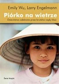 Okładka książki Piórko na wietrze
