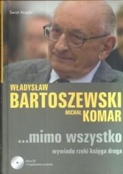 Okładka książki Mimo wszystko. Wywiadu rzeki księga druga