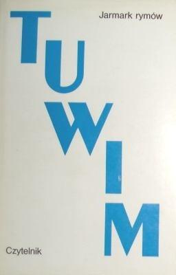 Okładka książki Jarmark rymów