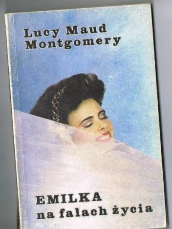 Okładka książki Emilka na falach życia