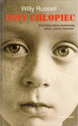 Okładka książki Inny chłopiec