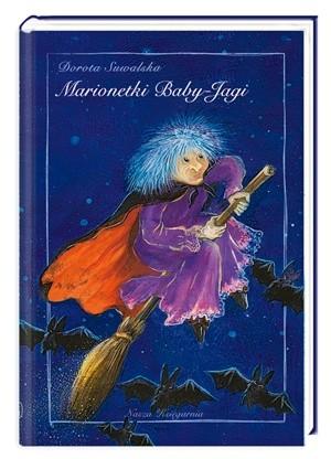Okładka książki Marionetki Baby-Jagi