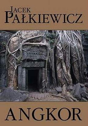 Okładka książki Angkor