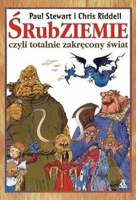 Okładka książki Śrubziemie czyli Totalnie zakręcony świat