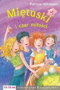 Okładka książki Miętuski i Czar Miłości