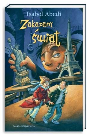Okładka książki Zakazany świat