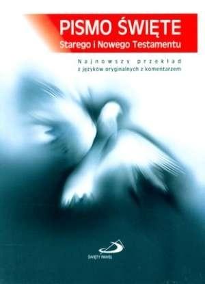 Okładka książki Pismo Święte. Edycja Św. Pawła