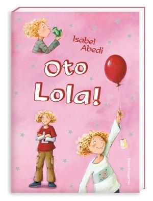 Okładka książki Oto Lola!