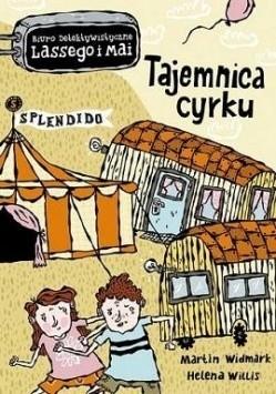 Okładka książki Tajemnica cyrku