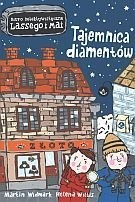Okładka książki Tajemnica diamentów