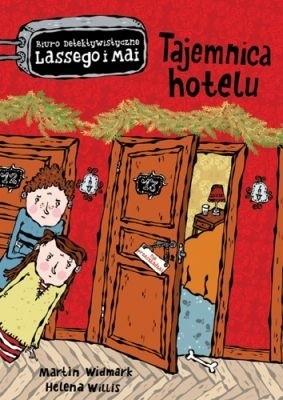 Okładka książki Tajemnica hotelu