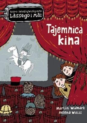 Okładka książki Tajemnica kina